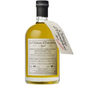 Chateau d'Estoublon Salonenque Extra Virgin olive oil
