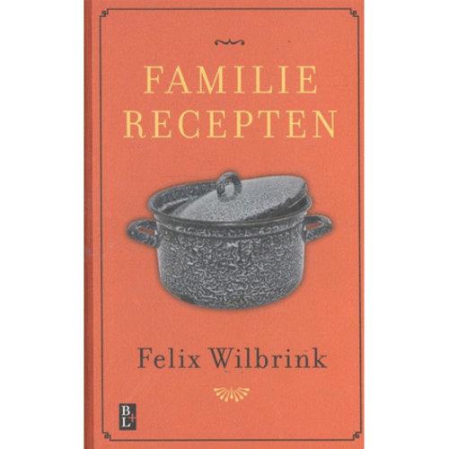 Overige merken Felix Wilbrink's  Familie recepten - Hardcover - GESIGNEERD