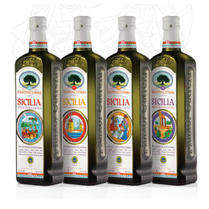Frantoi Cutrera Sicilia Extra vierge olijfolie