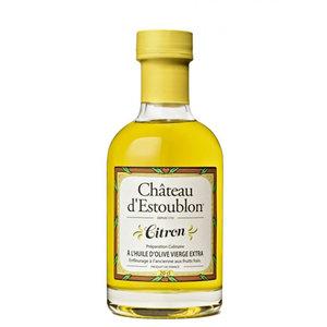 Chateau d'Estoublon Huile d'olive au citron