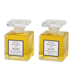 Chateau d'Estoublon Set Huile d'olive et huile de truffe