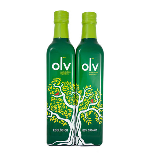 Biologische olijfolie