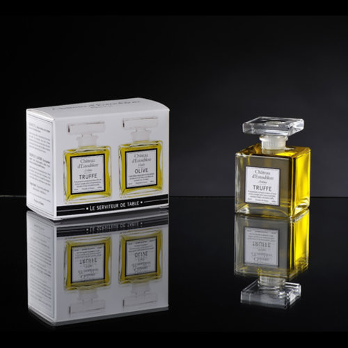 Chateau d'Estoublon Set olive oil and truffle oil