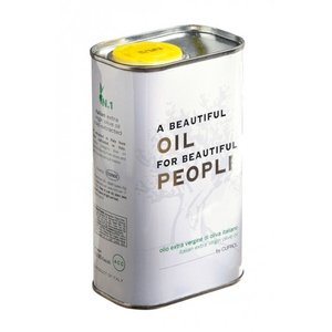 Cufrol Beautiful Oil for Beautiful people l'huile d'olive 500ml