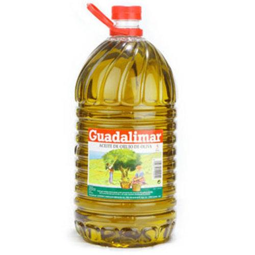L'huile d'olive pour la friture