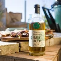 Geräuchertes Olivenöl? Nicht für mich