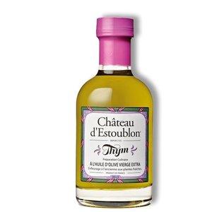 Chateau d'Estoublon Huile d'olive au thym