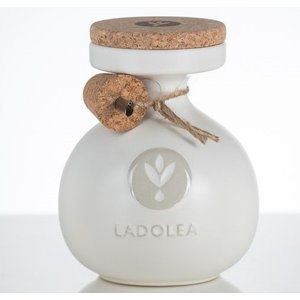 Ladolea Ceramic pot  White 600ml /200ml - BIO