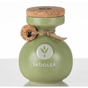 Ladolea Pot en céramique Vert 200ml - BIO