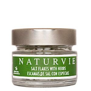 Naturvie Sea salt with Spanish Dehesa herbs