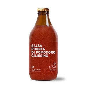 Convivia Sauce tomate cerise biologique