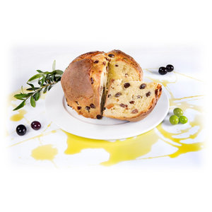 Knolive Traditionell gebackener Panettone