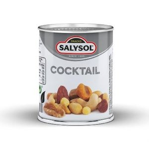 SalySol Can of nuts or corn