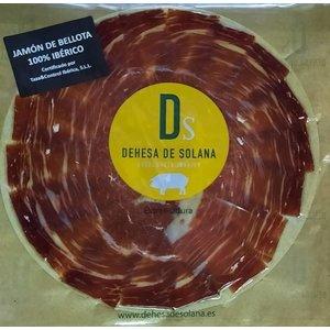 Overige merken 100% Iberico Jamon Ballota in handgesneden plakjes