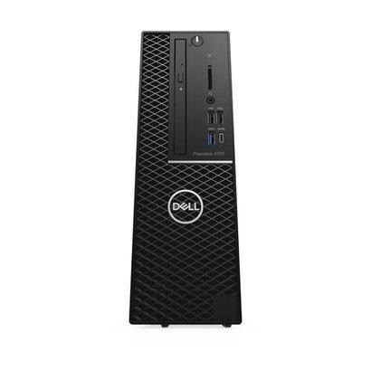 Dell Precision 3431 SFF Intel Core i7-9700 16GB SDRAM 256 GB SSD Win 10 Pro
