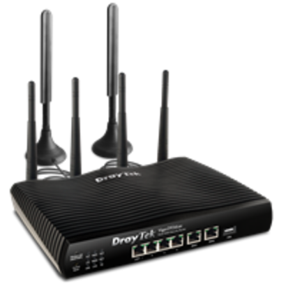 Draytek VIGOR 2926LAC Dual-WAN Security LTE Router