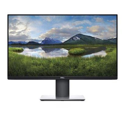 "Dell Professional P2720DC 68,6 cm (27"") 2560 x 1440 Pixels Quad HD LCD Zwart"