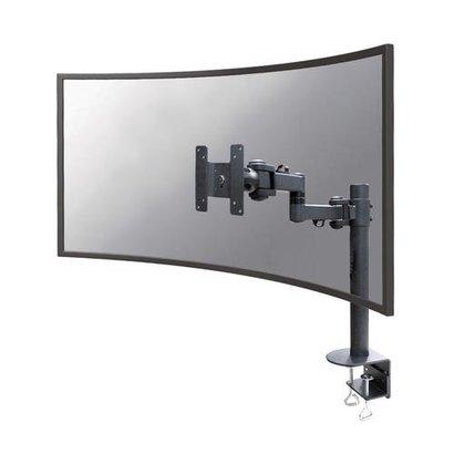 Newstar curved screen bureausteun 10 t/m 49 inch
