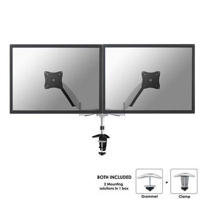 Newstar flatscreen bureausteun 10 t/m 27 inch