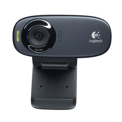 Logitech C310 webcam 5 MP 1280 x 720 Pixels USB Zwart