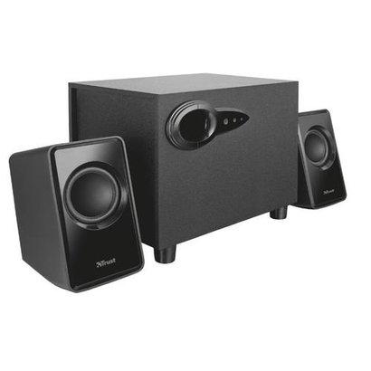 Trust Avora 2.1 luidspreker set 2.1 kanalen 9 W Zwart