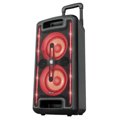 Trust 23492 draagbare luidspreker 80 W Draadloze stereoluidspreker Zwart