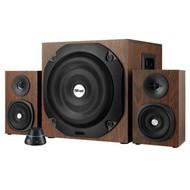 Trust 20244 luidspreker set 2.1 kanalen 50 W Bruin
