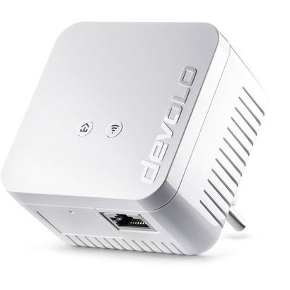 Devolo dLAN 550 WiFi Ethernet LAN Wi-Fi Wit 1 stuk(s)