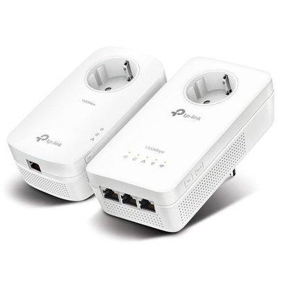TP-LINK AV1200 1200 Mbit/s Ethernet LAN Wi-Fi Wit 2 stuk(s)