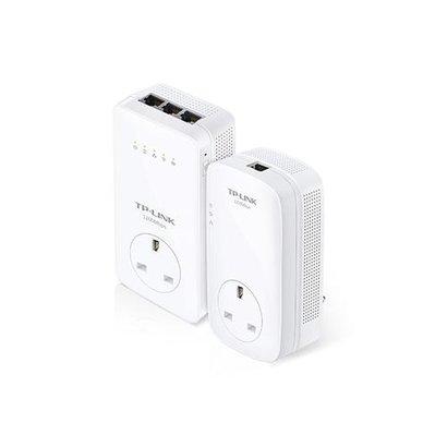 TP-LINK AV1200 Ethernet LAN Wi-Fi Wit 2 stuk(s)