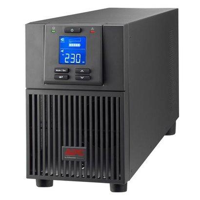 APC Easy-UPS On-Line 3000VA Noodstroomvoeding 6x C13 1x C19, USB, extendable runtime