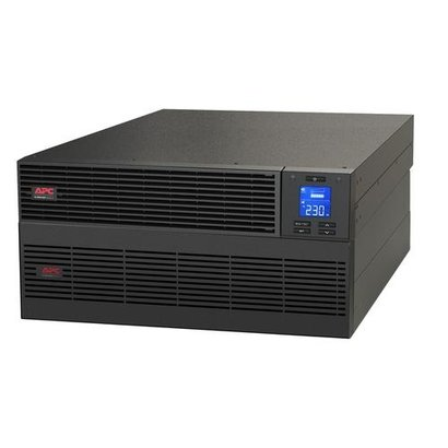 APC Easy-UPS On-Line 10000VA Noodstroomvoeding Hardwire 1 fase uitgang, USB, Railkit, extendable runtime