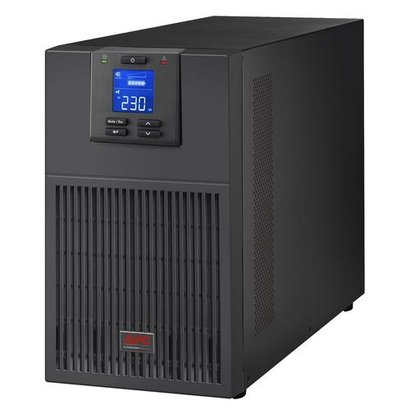 APC Easy-UPS On-Line 6000VA Noodstroomvoeding Hardwire 1fase uitgang, USB, extendable runtime