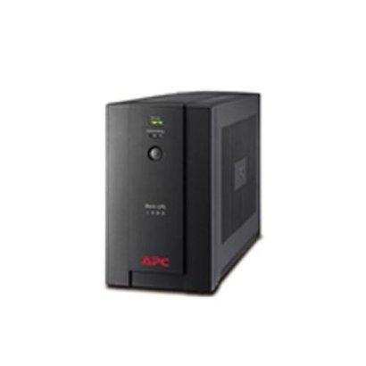APC BX1400U-FR UPS Line-Interactive 1400 VA 700 W 4 AC-uitgang(en)