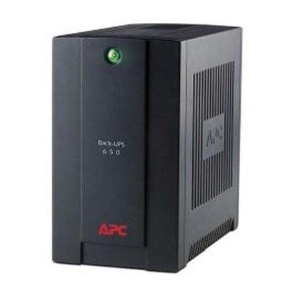 APC BX700U-FR UPS Line-Interactive 700 VA 390 W 3 AC-uitgang(en)