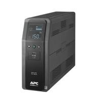 APC BR1500MS UPS Line-Interactive 1500 VA 900 W 10 AC-uitgang(en)