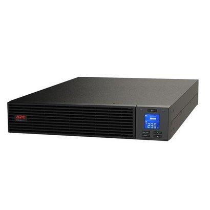 APC Easy-UPS On-Line 3000VA Noodstroomvoeding 6x C13, 1x C19, USB, Railkit