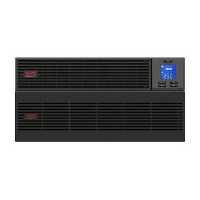 APC Easy-UPS On-Line 10000VA Noodstroomvoeding - Hardwire 1 fase uitgang, USB, Zonder railkit, Extendable runtime