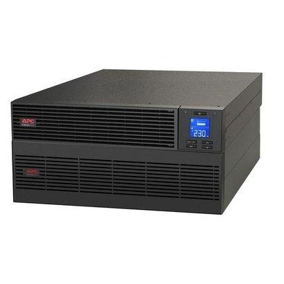 APC Easy-UPS On-Line 6000VA Noodstroomvoeding Hardwire 1 fase uitgang, USB, Railkit, extendable runtime