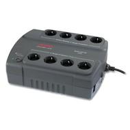APC Back-UPS 400VA noodstroomvoeding 8x stopcontact