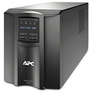 APC Smart-UPS SMT1000I-6W - Noodstroomvoeding 8x C13 , USB, 6 jaar garantie, 1000VA