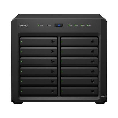 Synology DiskStation DS3617xs D-1527 Ethernet LAN Desktop Zwart NAS