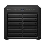 Synology DiskStation DS2419+ data-opslag-server C3538 Ethernet LAN Tower Zwart NAS