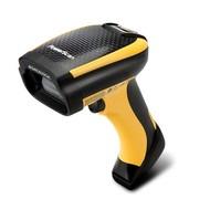 Datalogic PowerScan PM9100 Draagbare streepjescodelezer 1D LED Zwart, Geel