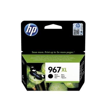 HP 967 XL Origineel Zwart 1 stuk(s)