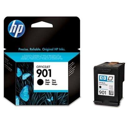 HP 901 Black Officejet Ink Cartridge Origineel Zwart 1 stuk(s)