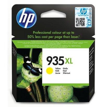 HP 935XL High Yield Yellow Original Ink Cartridge Origineel Geel 1 stuk(s)