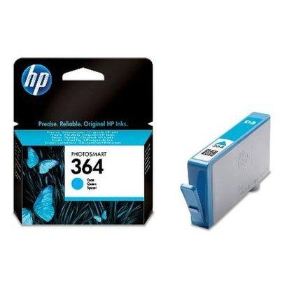 HP 364 Origineel Cyaan 1 stuk(s)