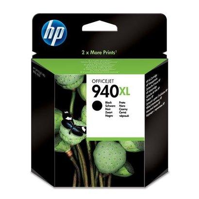 HP 940XL Origineel Zwart 1 stuk(s)