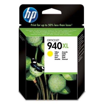 HP 940XL Origineel Geel 1 stuk(s)